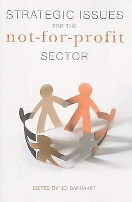 Strategic Issues for the Not-for-profit Sector