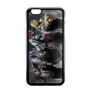 New Tmnt Ninja Turtles iPhone 8 Plus Phone Case Cover