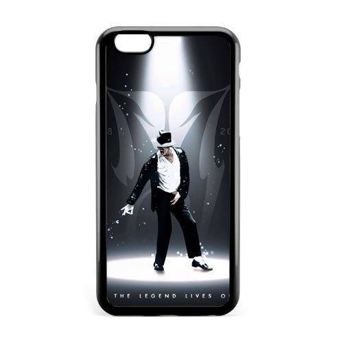 New Michael Jackson Legend iPhone 8 Plus Phone Case Cover