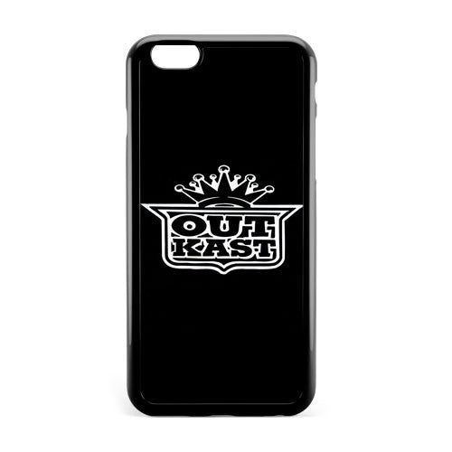 New Outkast Crown Logo Rap Hip Hop Andre iPhone 8 Plus Phone Case Cover