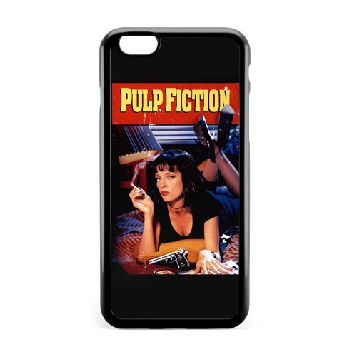 New Pulp Fiction Classic Vintage Movie iPhone 8 Plus Phone Case Cover