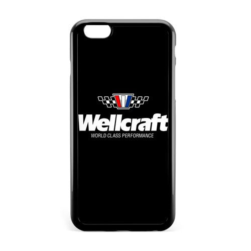 New Wellcraft World Class Performance Logo Yacths Marine Racing iPhone 8 Plus Phone Case Cover