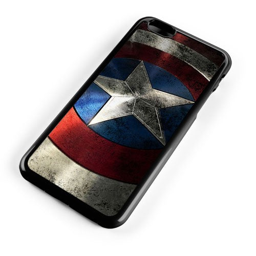 New Captain America Style iPhone 8 Plus Phone Case Cover