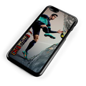 New Cristiano Ronaldo Soccer Football iPhone 8 Plus Phone Case Cover
