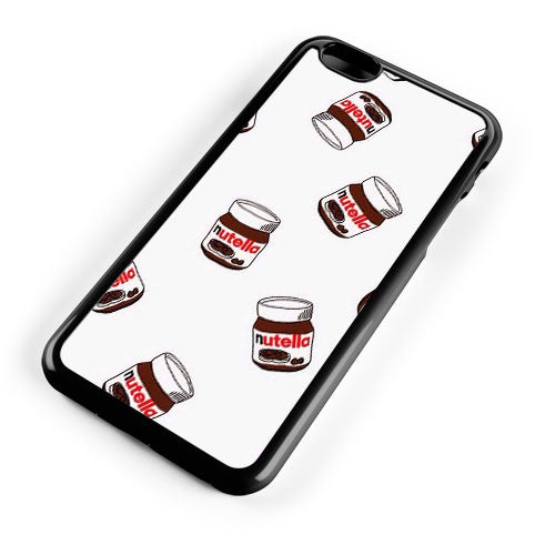 New Design Nutella Bottle Tumblr iPhone 8 Plus Phone Case Cover