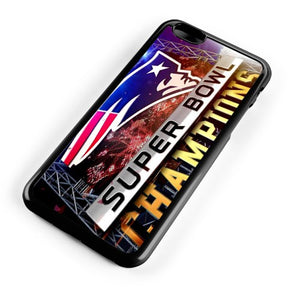 New England Patriots Super Bowl Champs iPhone 8 Plus Phone Case Cover
