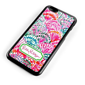 New Lilly Pulitzer Oh Shello iPhone 8 Plus Phone Case Cover