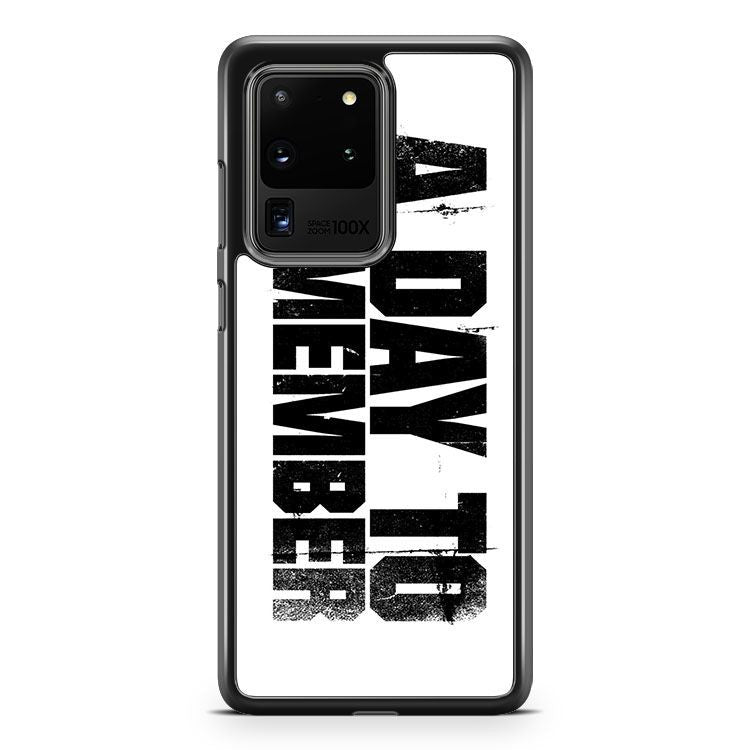 A Day To Remember Logo Samsung Galaxy S20 Ultra Phone Case Cover