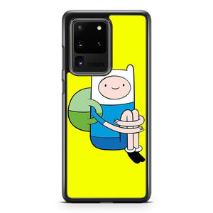 Adventure Time Finn 3 Samsung Galaxy S20 Ultra Phone Case Cover