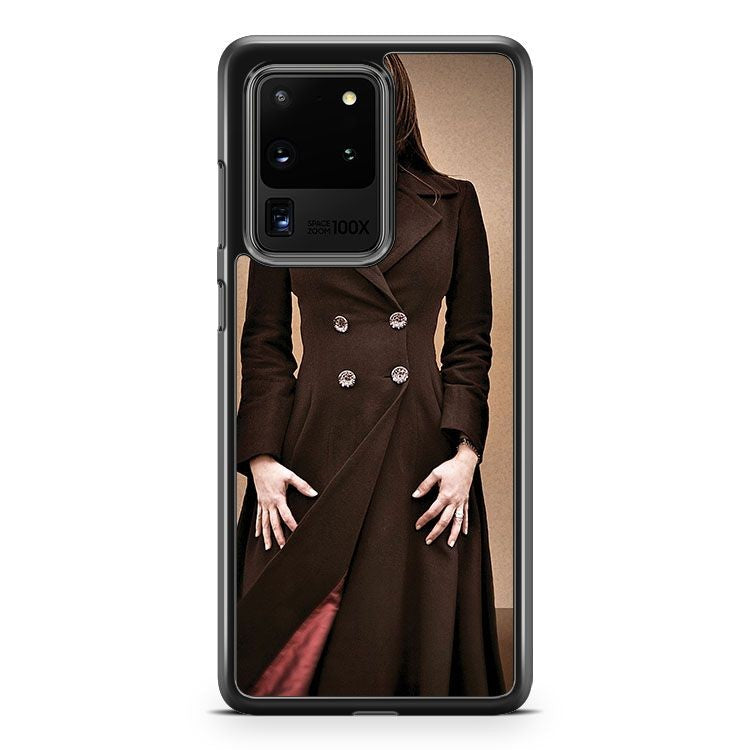 Amanda Tapping Samsung Galaxy S20 Ultra Phone Case Cover