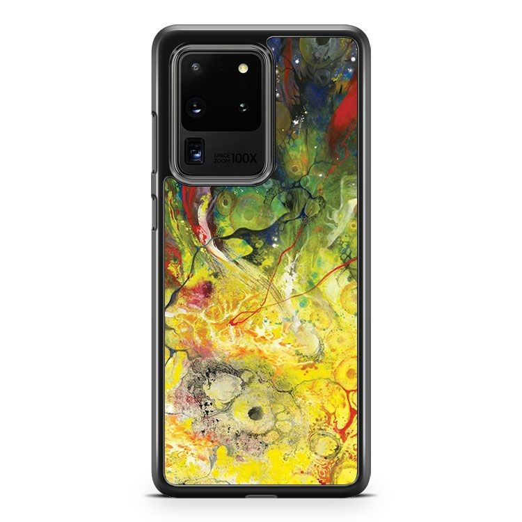 Abstract Draw Samsung Galaxy S20 Ultra Phone Case Cover