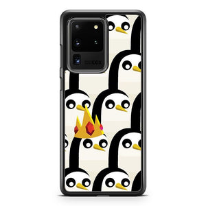 Adventure Time Gunter Samsung Galaxy S20 Ultra Phone Case Cover
