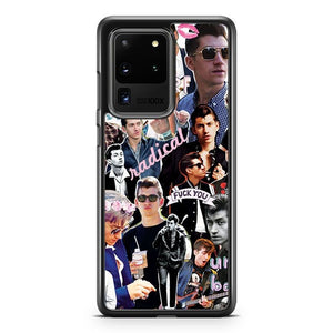 Arctic Monkeys 3 Samsung Galaxy S20 Ultra Phone Case Cover