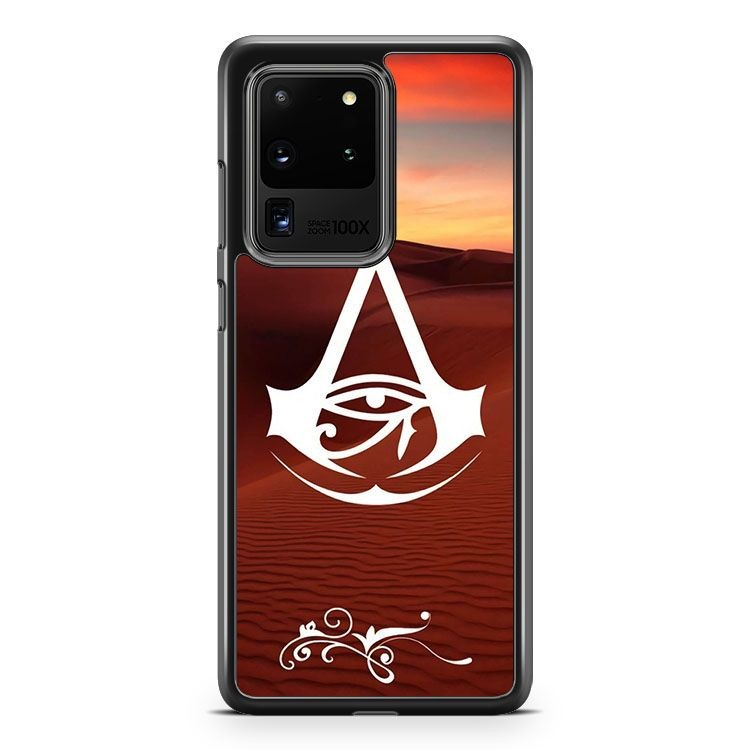 Assassin's Creed Logo Samsung Galaxy S20 Ultra Phone Case Cover