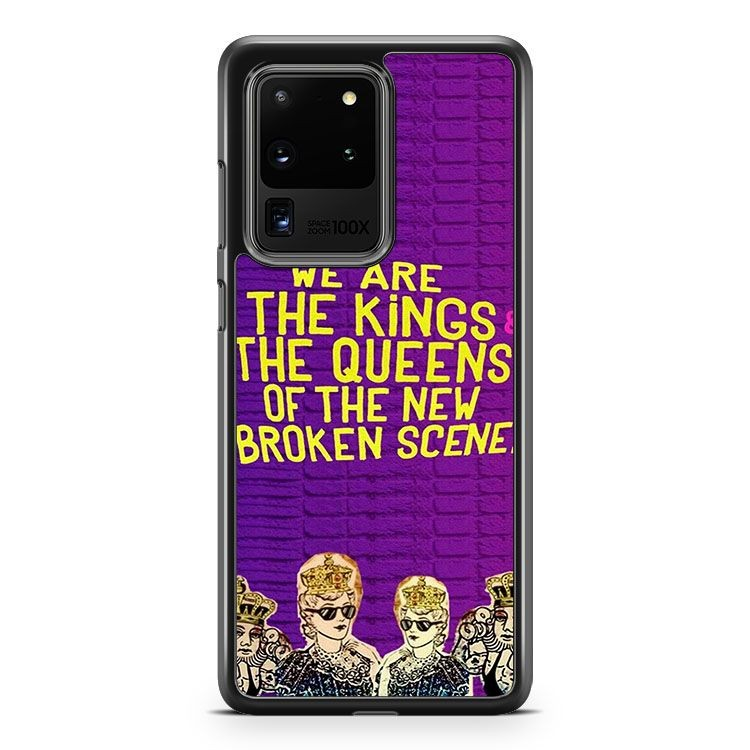 5 Seconds Of Summer She's Kinda Hot Fan Art Samsung Galaxy S20 Ultra Phone Case Cover