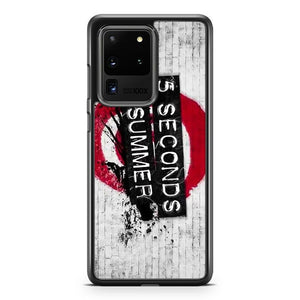 5 Seconds Of Summer She's Kinda Hot Samsung Galaxy S20 Ultra Phone Case Cover