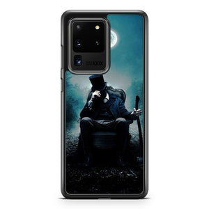 Abraham Lincoln Vampire Hunter Samsung Galaxy S20 Ultra Phone Case Cover