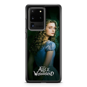 Alice In Wonderland Alice Samsung Galaxy S20 Ultra Phone Case Cover