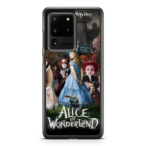 Alice In Wonderland 5 Samsung Galaxy S20 Ultra Phone Case Cover
