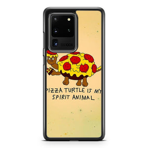 Pizza Turtle Samsung Galaxy S20 Ultra Phone Case Cover