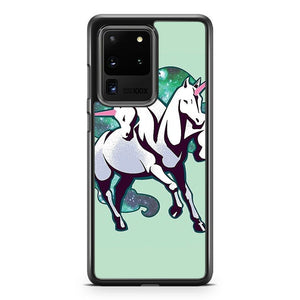 3 Headed Unicorn Samsung Galaxy S20 Ultra Phone Case Cover