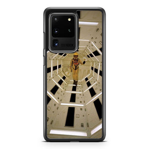 2001 A Space Odyssey Hallway Samsung Galaxy S20 Ultra Phone Case Cover