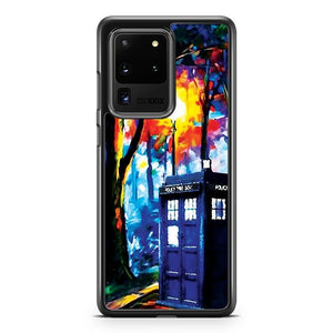 Abandoned Time Travel Samsung Galaxy S20 Ultra Phone Case Cover