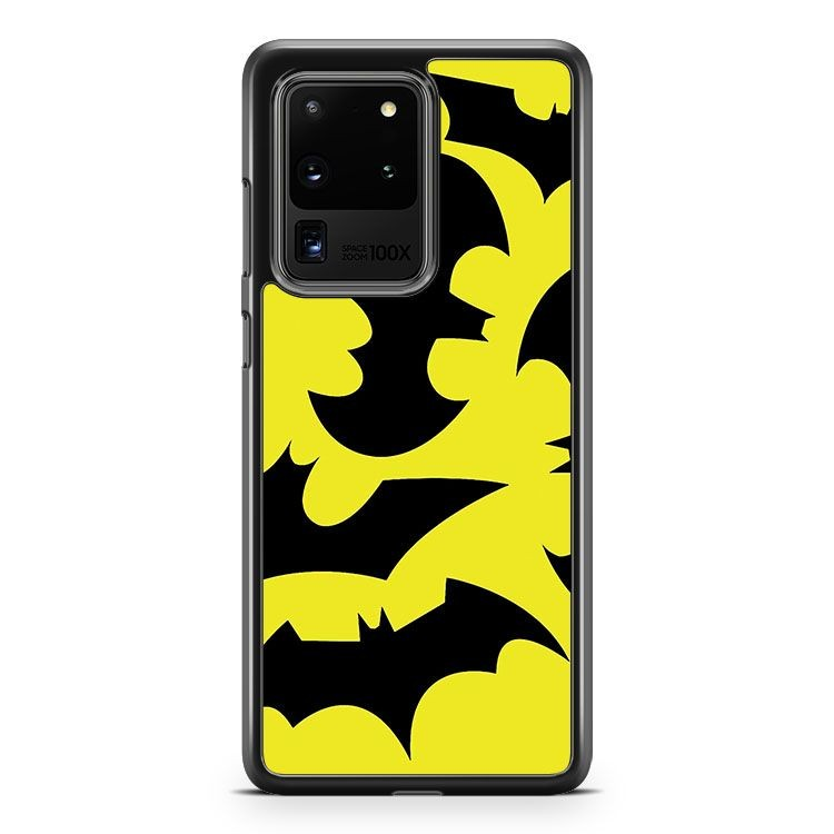 Bat Swarm Samsung Galaxy S20 Ultra Phone Case Cover