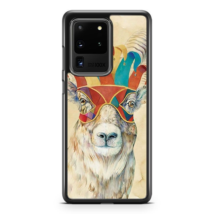 Bighorn Sheep Samsung Galaxy S20 Ultra Phone Case Cover