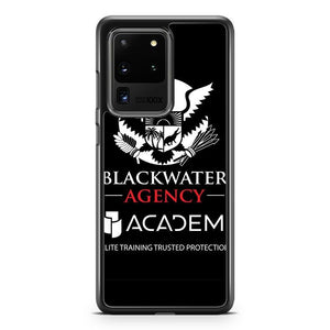 Academi Blackwater Military Priv Samsung Galaxy S20 Ultra Phone Case Cover