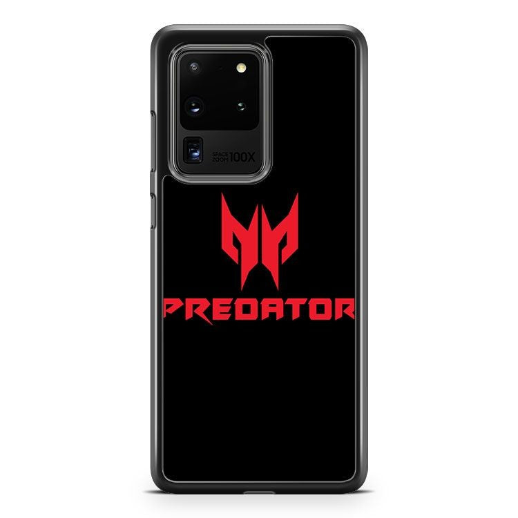 Acer Predator Laptop And Computer Gaming Brand Samsung Galaxy S20 Ultra Phone Case Cover
