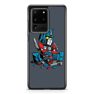 Autoblocks Transformers Funny Samsung Galaxy S20 Ultra Phone Case Cover