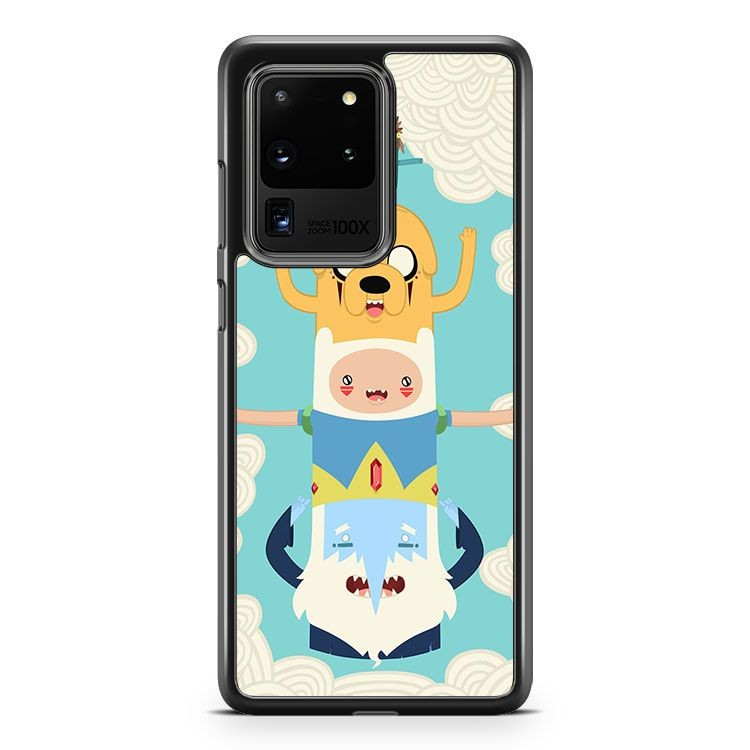 Adventure Time And Friends Samsung Galaxy S20 Ultra Phone Case Cover