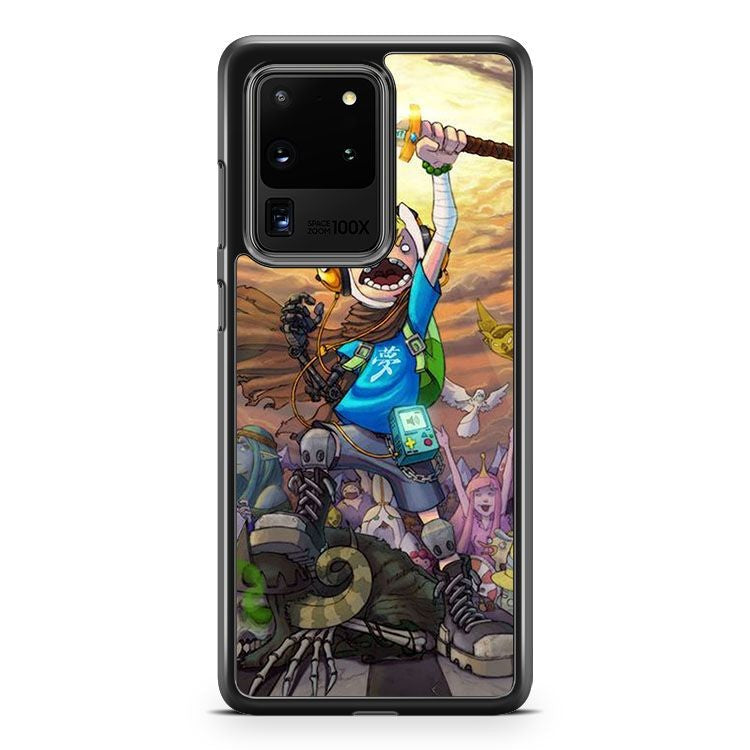 Adventure Time Art 3 Samsung Galaxy S20 Ultra Phone Case Cover