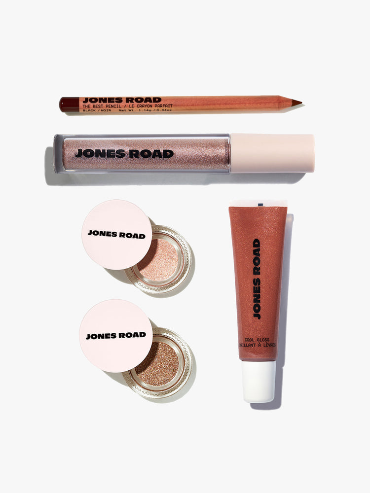 Jones Road Nancy Kit with clean makeup products