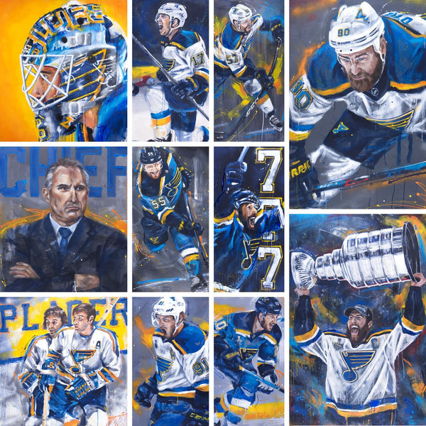 Blues Stanley Cup Compilation