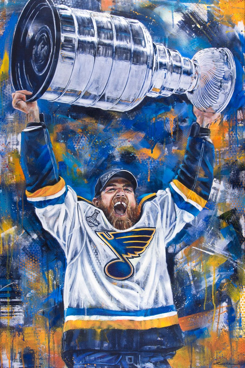 "Ryan O'Reilly ""Stanley Cup Champions"""