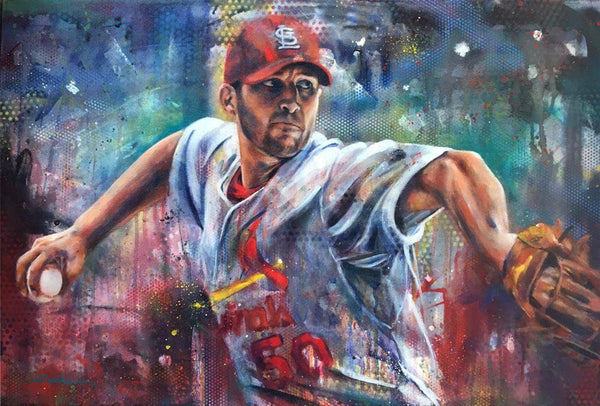 """Waino"" Adam Wainwright"