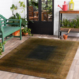 Khalifa Gabbeh Brown - MyHome24.shop