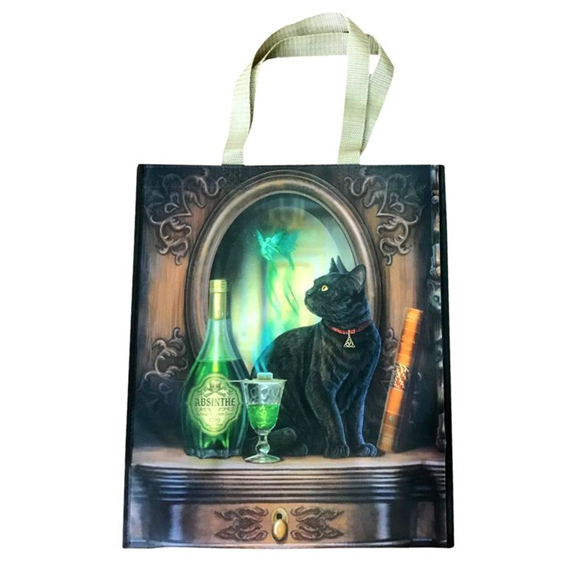 Lisa Parker Absinthe Cat Shopper