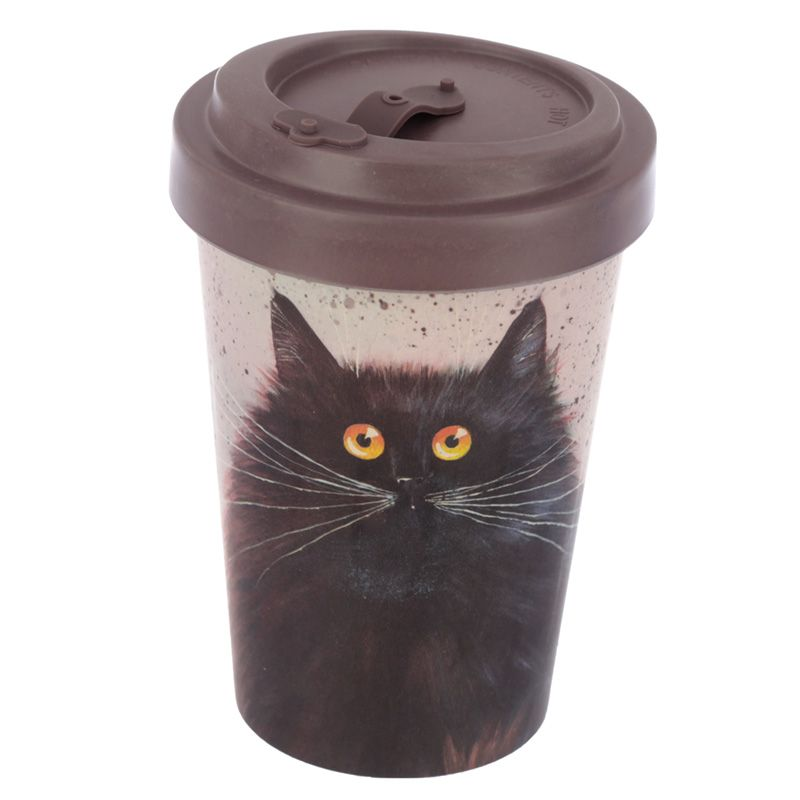 Kim Haskins Herman Travel Mug