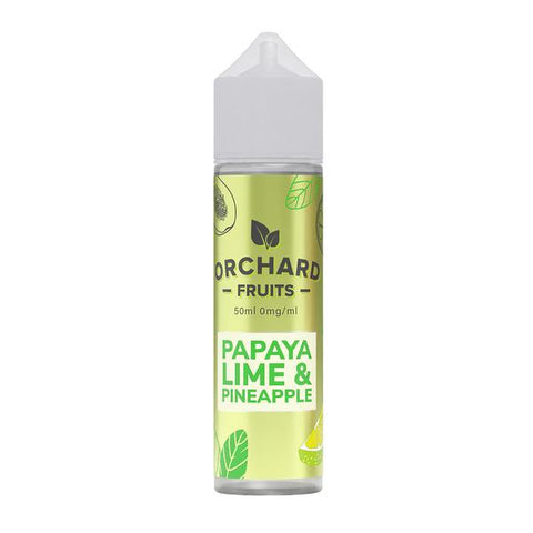 ORCHARD FRUITS PAPAYA LIME & PINEAPPLE