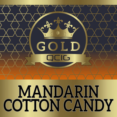 MANDARIN COTTON CANDY