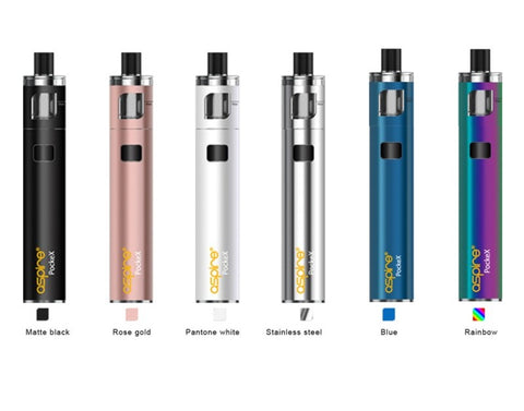 ASPIRE POCKET X KIT