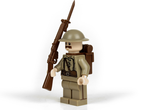 WW1 British Soldier Minifig