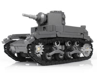 M3 Stuart Light Tank - Build kit