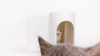 Maison de toilette design pour chat
