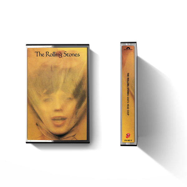 GOATS HEAD SOUP - Cassette