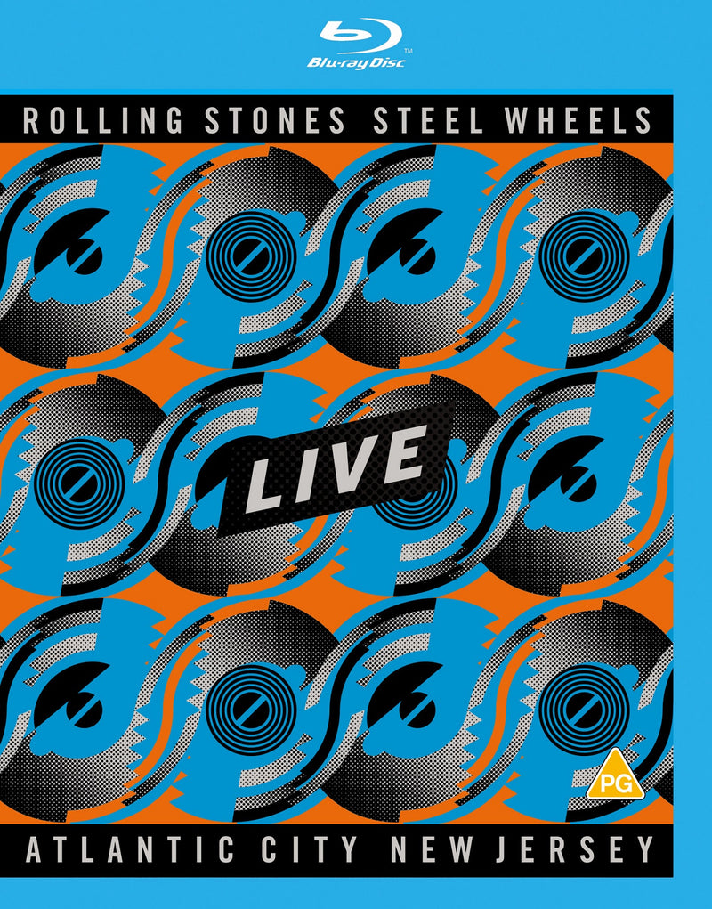 Steel Wheels Live - Blu-Ray