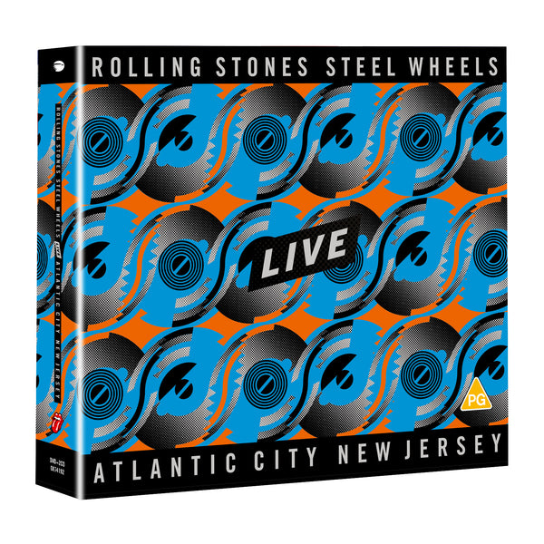 Steel Wheels Live - 2CD+BLU-RAY